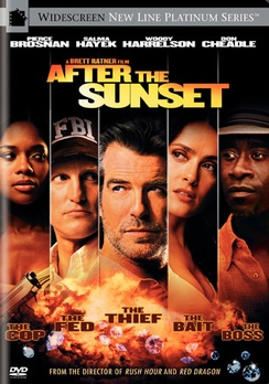 After The Sunset - Widescreen Platinum Series - DVD - Used