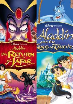 Aladdin II & III Collection - DVD - Used