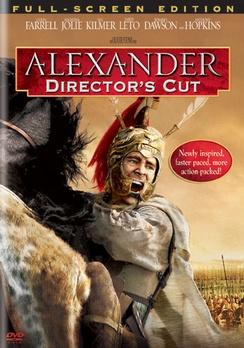 Alexander - Full-Screen Director's Cut - DVD - Used