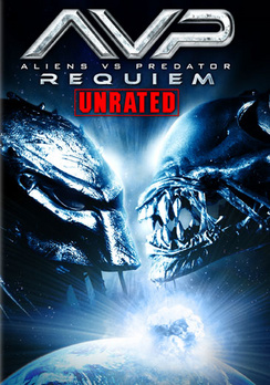 Aliens vs. Predator: Requiem - Widescreen Unrated - DVD - Used