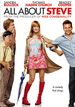All About Steve - Widescreen - DVD - Used