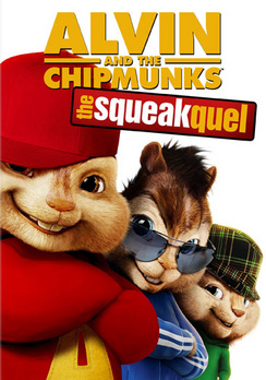 Alvin & The Chipmunks: The Squeakquel - Widescreen - DVD - Used