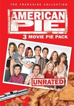 American Pie 3 Movie Pie Pack - Unrated - DVD - Used