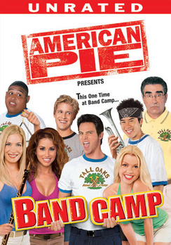 American Pie Presents: Band Camp - Full Screen Unrated - DVD - Used