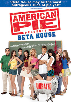 American Pie Presents: Beta House - Widescreen Unrated - DVD - Used