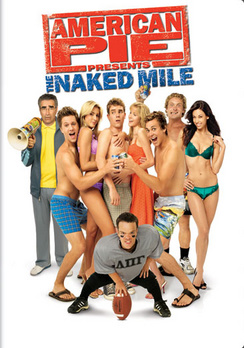 American Pie Presents: The Naked Mile - Full-Screen R-rated - DVD - Used
