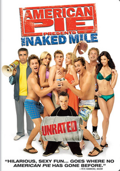 American Pie Presents: The Naked Mile - Full Screen Unrated - DVD - Used
