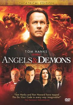 Angels & Demons - DVD - Used