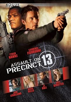 Assault on Precinct 13 - Widescreen - DVD - Used