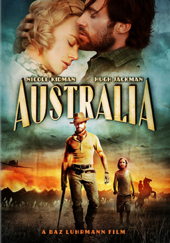 Australia - Widescreen - DVD - Used