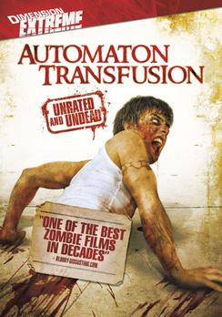 Automaton Transfusion - Widescreen - DVD - Used
