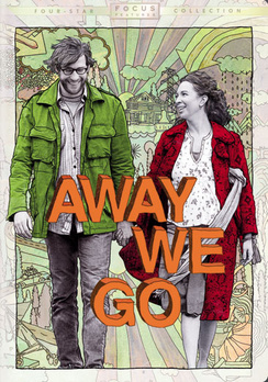Away We Go - Four-Star Collection - DVD - Used