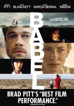 Babel - Widescreen - DVD - Used