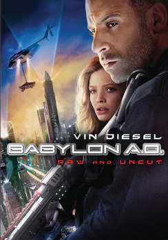 Babylon A.D. - Unrated - DVD - Used