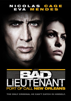 Bad Lieutenant: Port of Call New Orleans - DVD - Used