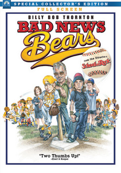 Bad News Bears - Full-screen Collector's Edition - DVD - Used