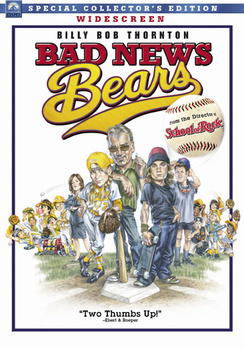 Bad News Bears - Widescreen Collector's Edition - DVD - Used