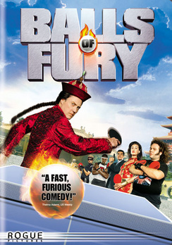 Balls of Fury - Widescreen - DVD - Used
