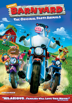 Barnyard: The Original Party Animals - Widescreen - DVD - Used