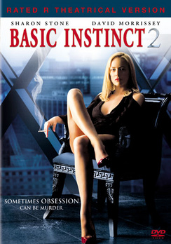 Basic Instinct 2 - R Rated Version - DVD - Used
