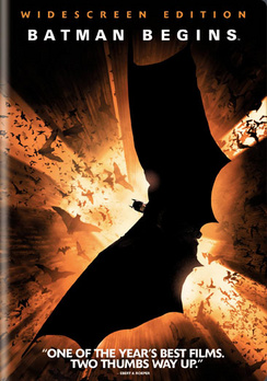 Batman Begins - Widescreen - DVD - Used