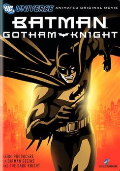 Batman: Gotham Knight - DVD - Used