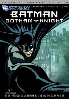 Batman: Gotham Knight - Special Edition - DVD - Used