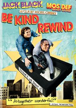 Be Kind, Rewind - DVD - Used