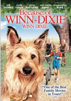 Because of Winn-Dixie - DVD - Used