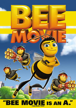 Bee Movie - Widescreen - DVD - Used