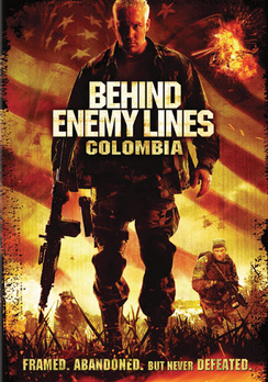 Behind Enemy Lines: Colombia - Widescreen - DVD - Used