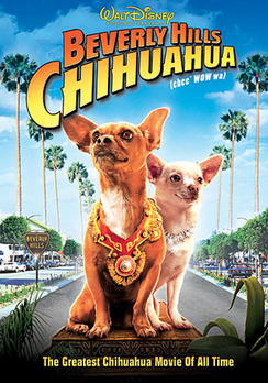 Beverly Hills Chihuahua - Widescreen - DVD - Used