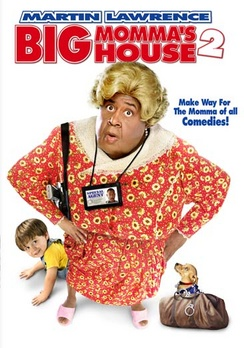 Big Momma's House 2 - DVD - Used