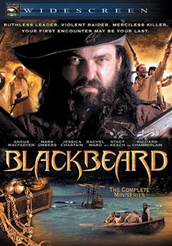 Blackbeard - Widescreen - DVD - Used
