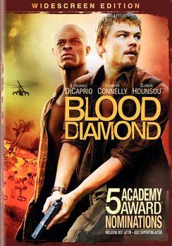 Blood Diamond - Widescreen - DVD - Used