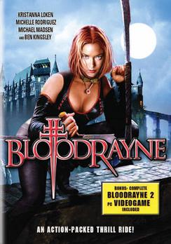 BloodRayne - DVD - Used