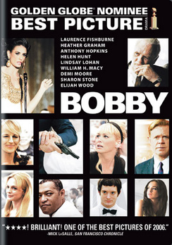Bobby - Full Screen - DVD - Used