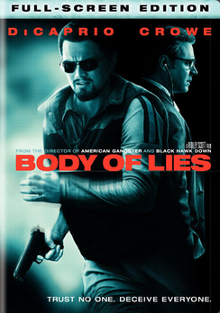 Body of Lies - Full Screen - DVD - Used