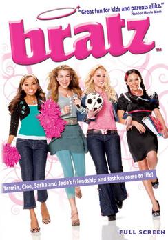 Bratz - Full Screen - DVD - Used