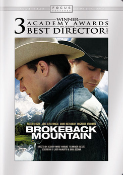 Brokeback Mountain - Widescreen - DVD - Used