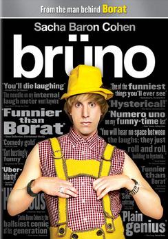 Bruno - Widescreen - DVD - Used