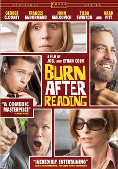 Burn After Reading - Spotlight Series - DVD - Used