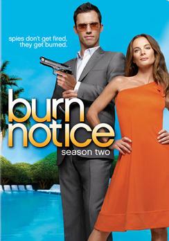 Burn Notice: Season Two - Widescreen - DVD - Used