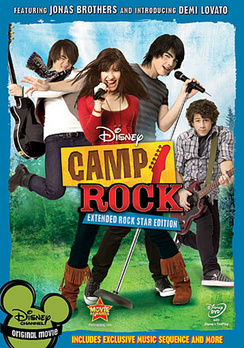 Camp Rock - DVD - Used