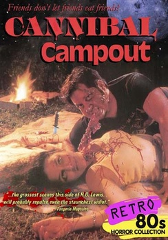 Cannibal Campout - Full Screen - DVD - Used