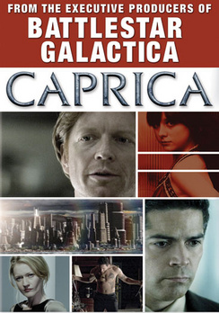 Caprica - Widescreen - DVD - Used