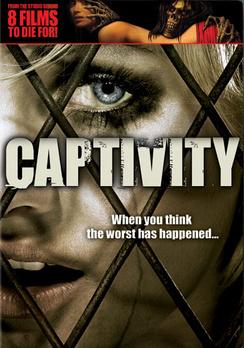Captivity - Widescreen - DVD - Used