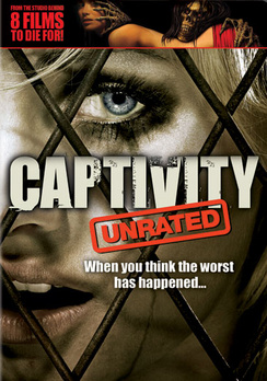 Captivity - Widescreen Unrated - DVD - Used