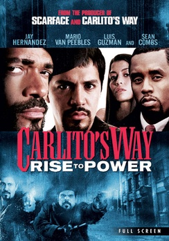 Carlito's Way: Rise to Power - Full Screen - DVD - Used