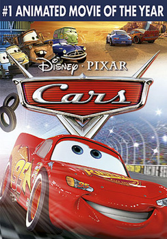 Cars - Widescreen - DVD - Used